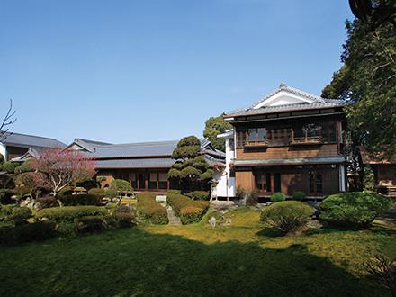 都城島津邸